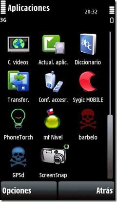 barbelo para symbian mviles